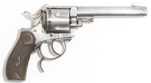4a2c6caf74a FN Frontier Bulldog revolver