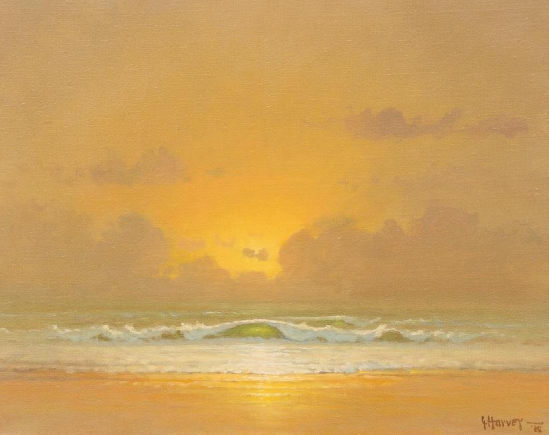"G. Harvey (1933-2017), ""Morning Sun, Padre Island"","