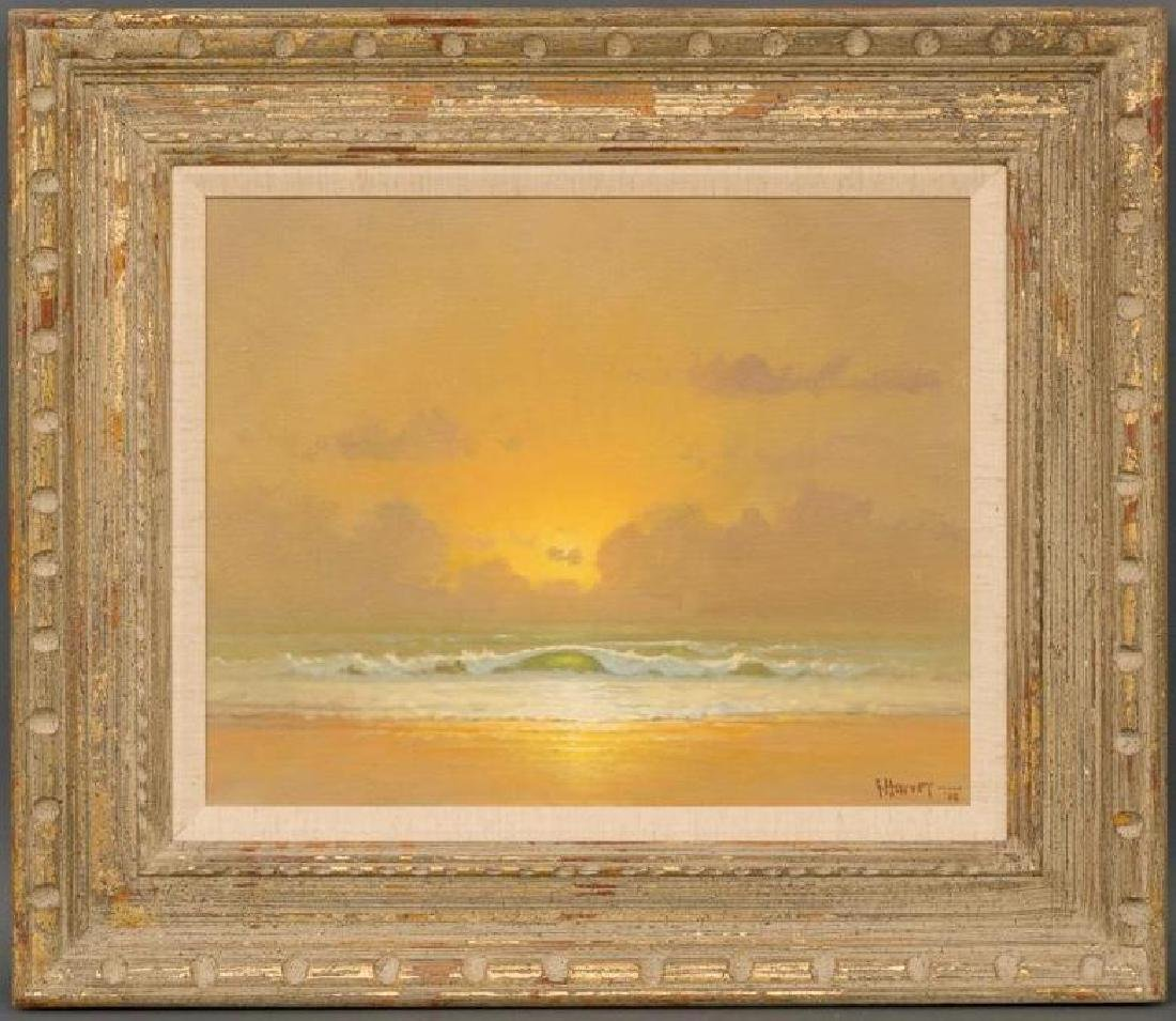 "G. Harvey (1933-2017), ""Morning Sun, Padre Island"", - 2"