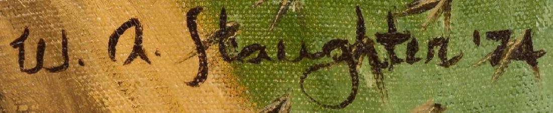 William Slaughter (1923-2003), Blooming Cactus, 1974 - 3