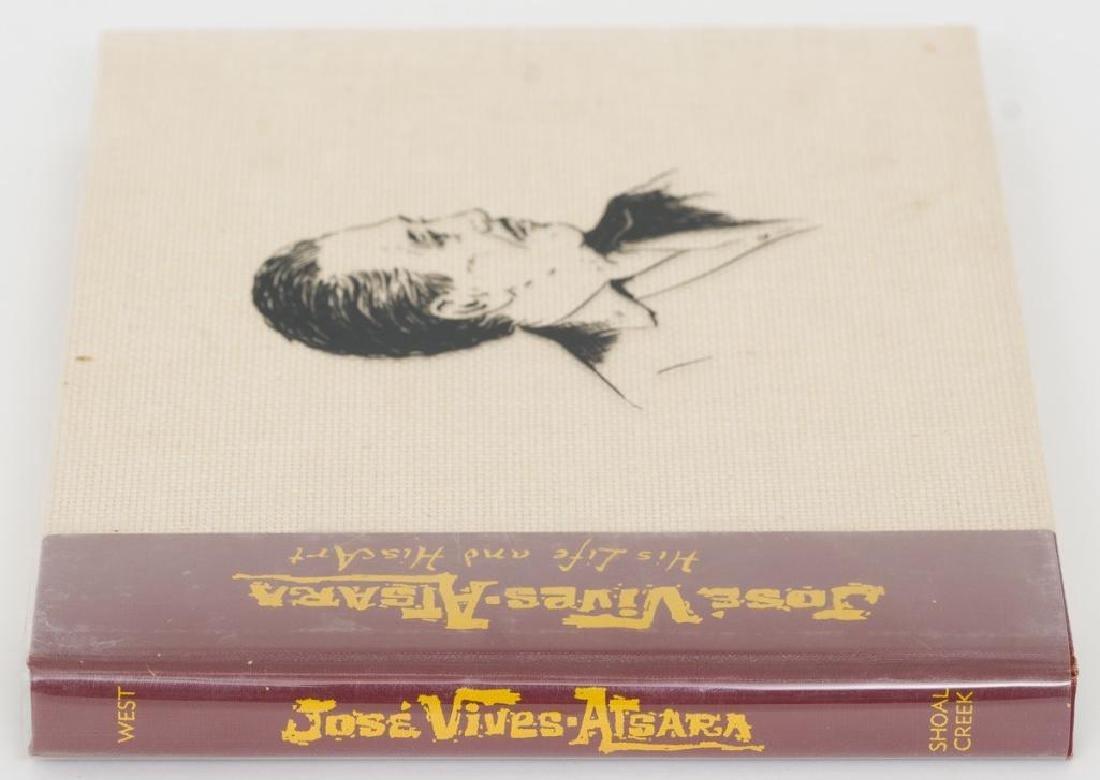 """Jose Vives-Atsara (1919-2004), """"His Life and Art"""" book - 2"""