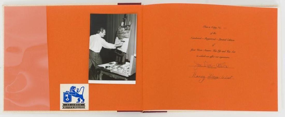 """Jose Vives-Atsara (1919-2004), """"His Life and Art"""" book - 3"""