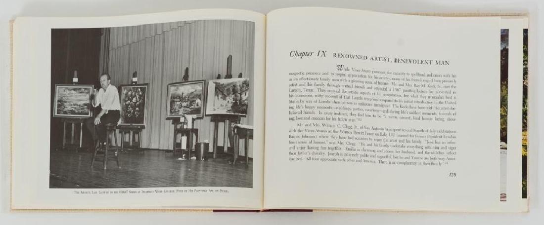 """Jose Vives-Atsara (1919-2004), """"His Life and Art"""" book - 6"""