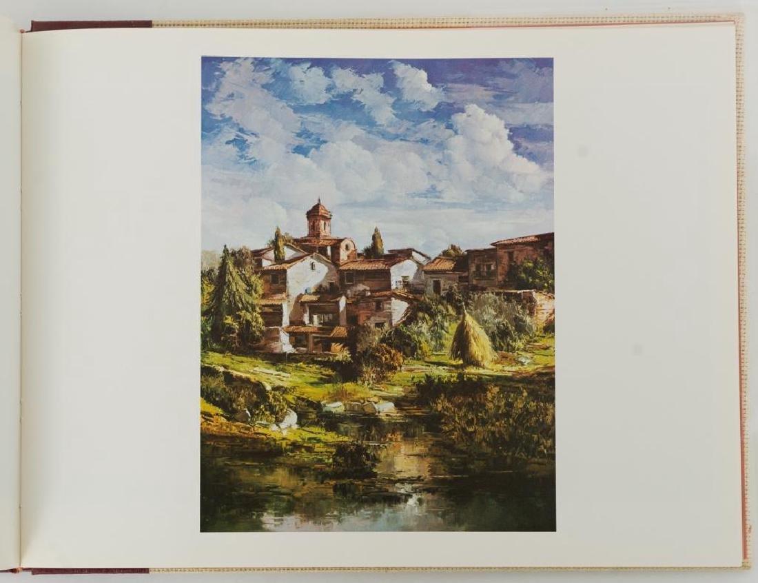 """Jose Vives-Atsara (1919-2004), """"His Life and Art"""" book - 9"""