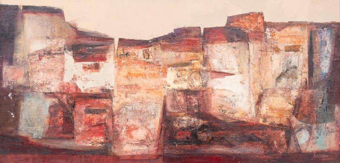 """Keith McIntyre (1925-1997), """"The Ancient Place"""","""