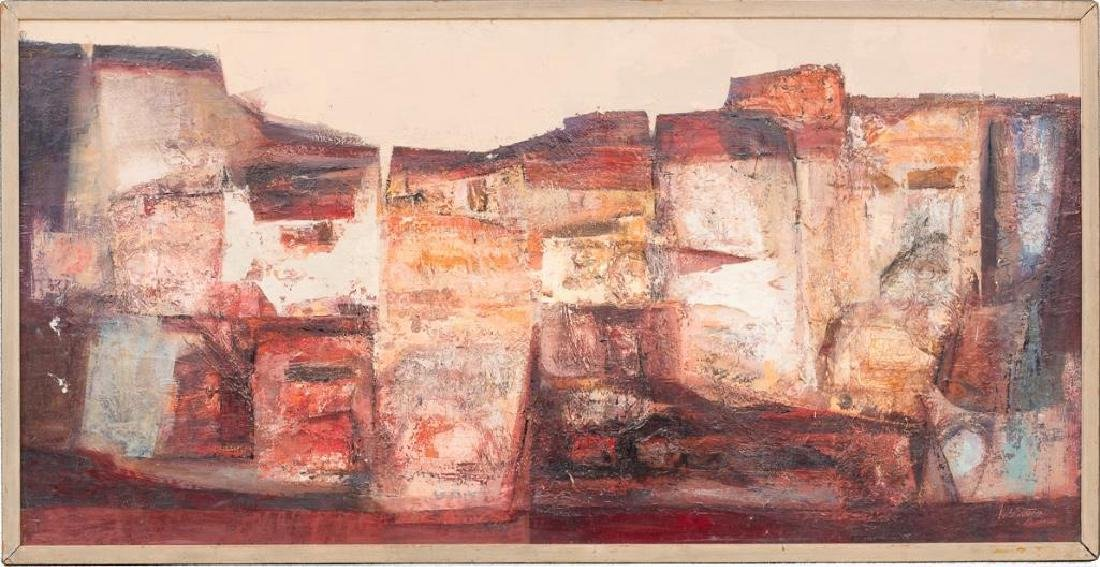 """Keith McIntyre (1925-1997), """"The Ancient Place"""", - 2"""