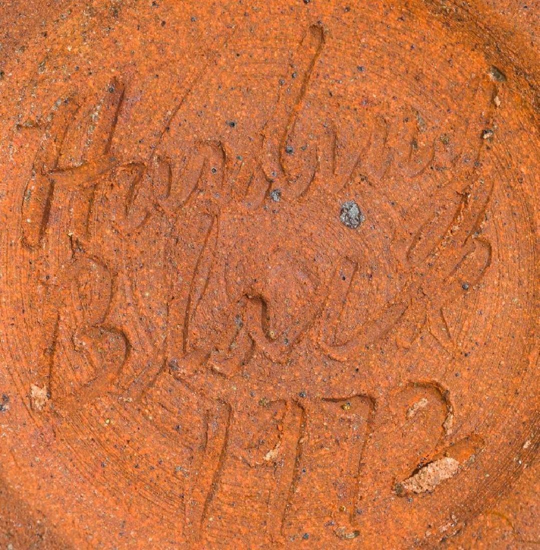 Harding Black (1912-2004), Red and Blue Ginger Jar, - 5