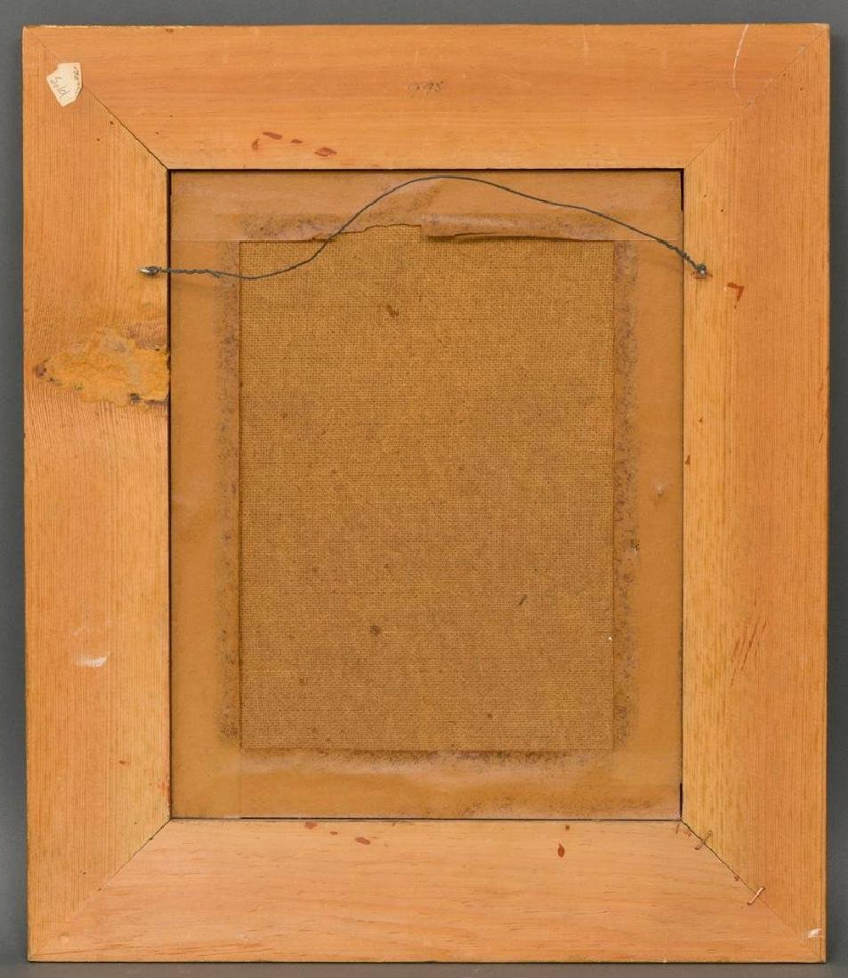 Robert Quill Johnson (1927-1980), Roadrunner, acrylic - 4