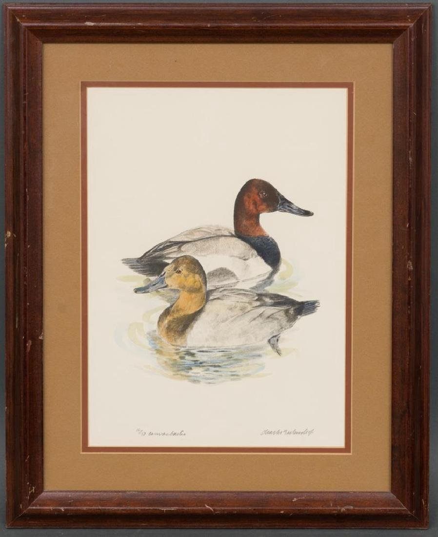Charles Beckendorf (1930-1996), 3 Hand-colored litho - 2