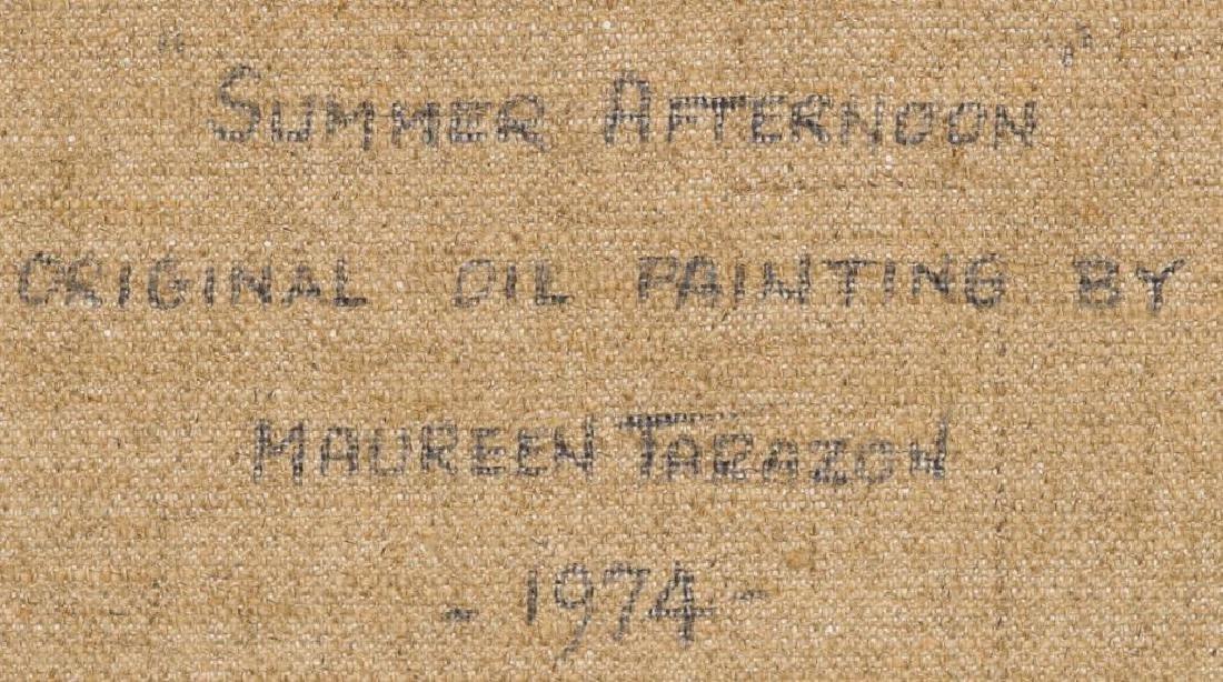 """Maureen Tarazon (b. 1934), """"Summer Afternoon"""", 1974, - 5"""