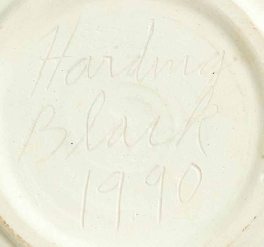 Harding Black (1912-2004), Red Dish, 1990 - 4