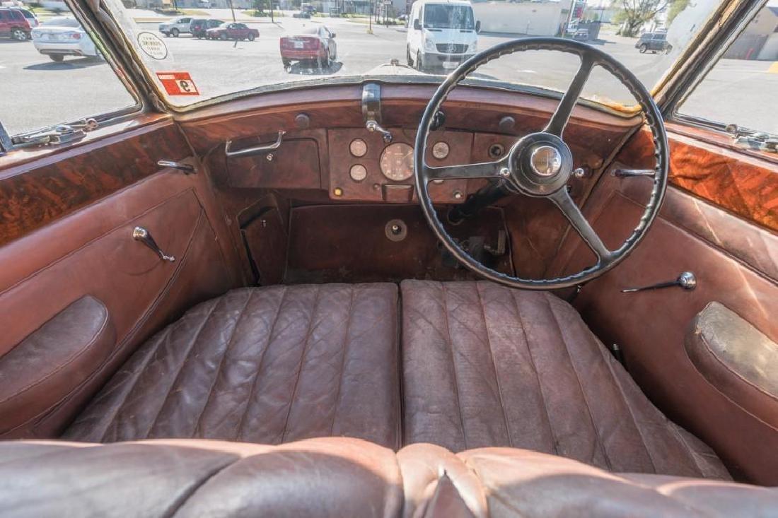 1939 Rolls-Royce Wraith RHD - 2