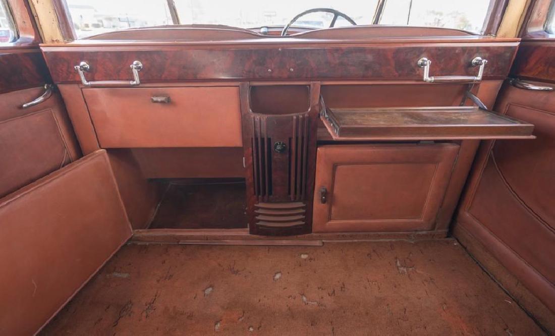 1939 Rolls-Royce Wraith RHD - 5