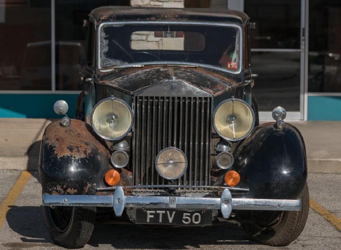 1939 Rolls-Royce Wraith RHD - 8