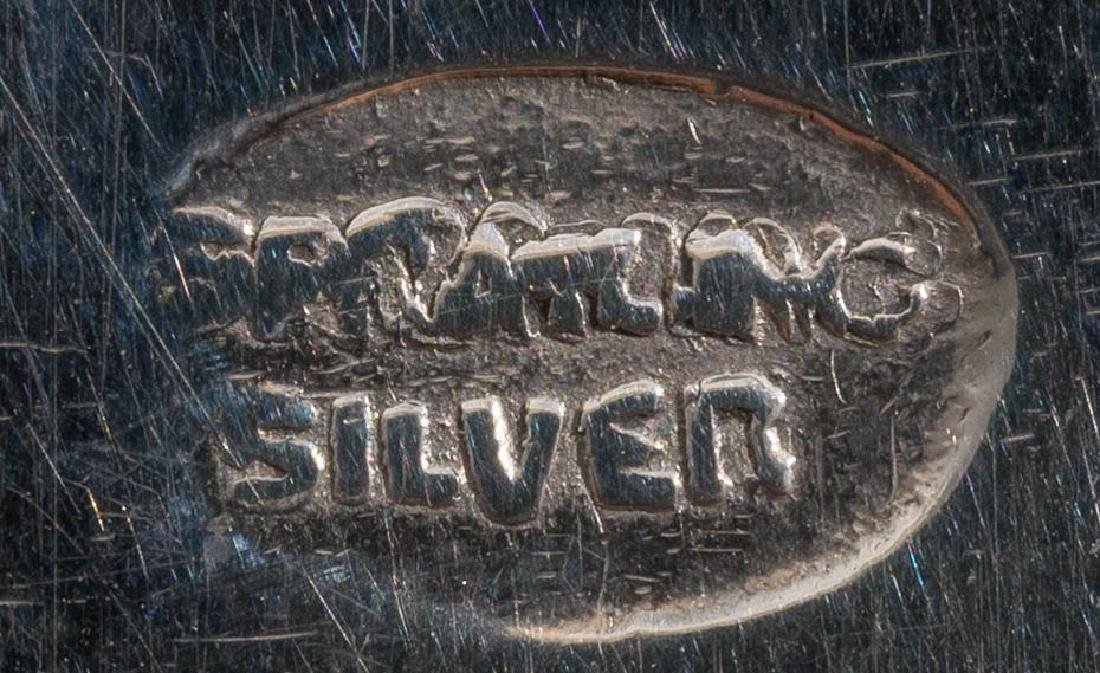 William Spratling Sterling & Rosewood Nautilus Bookends - 7