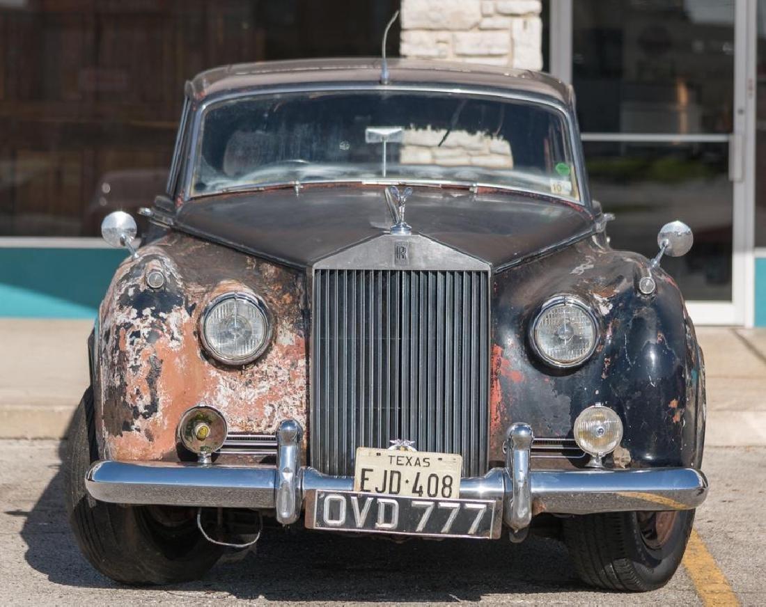 1957 Rolls-Royce Silver Cloud RHD - 2