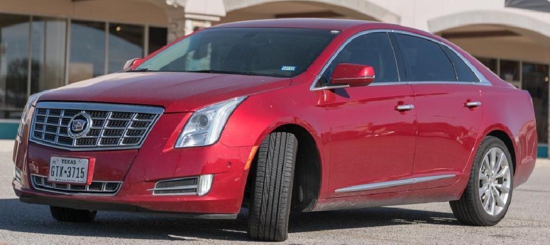 2015 Cadillac XTS 3.6L V6 DOHC 24V 15K Miles