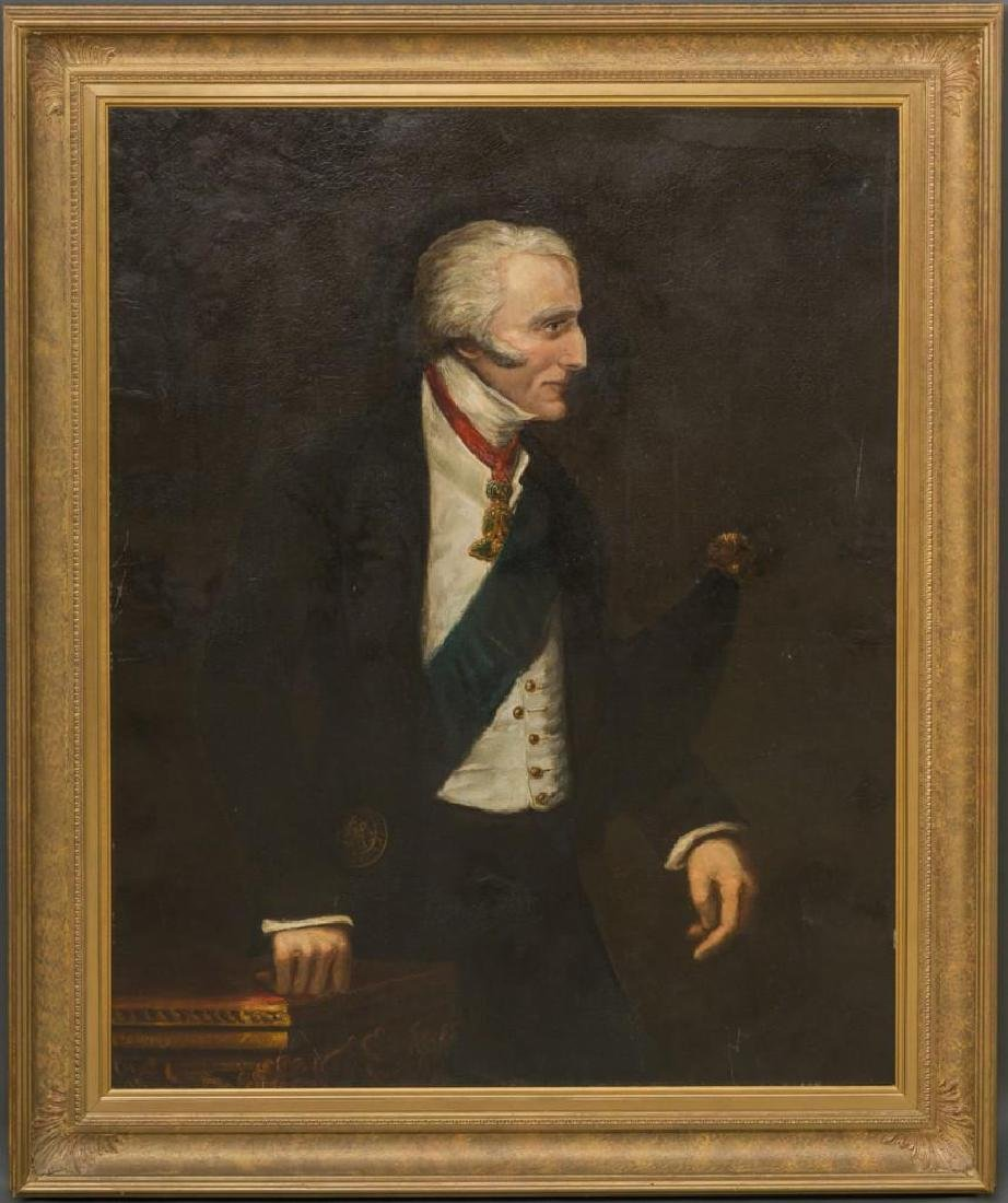 After Alfred D'Orsay (French 1801-1852), Arthur