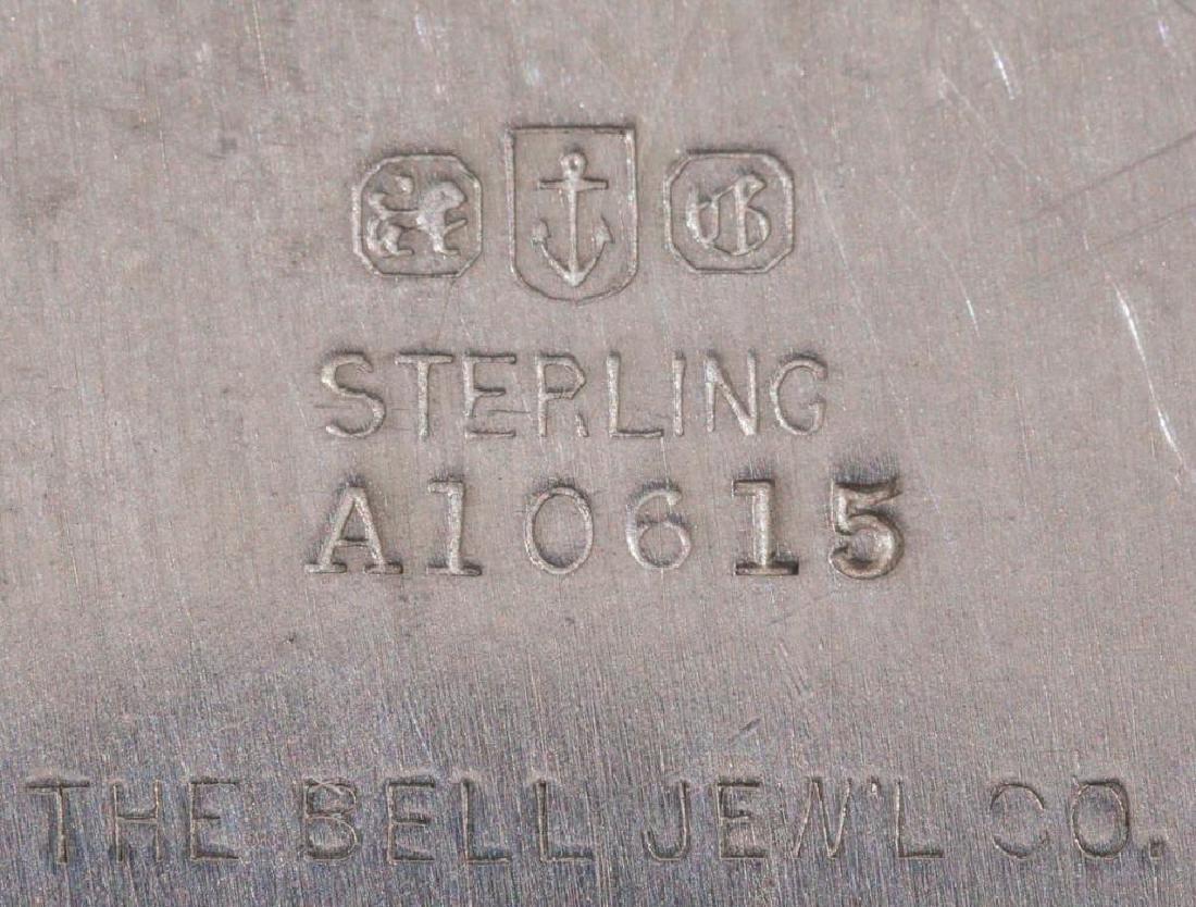 Lansdowne by Gorham Set 12 Sterling Service Plates - 4