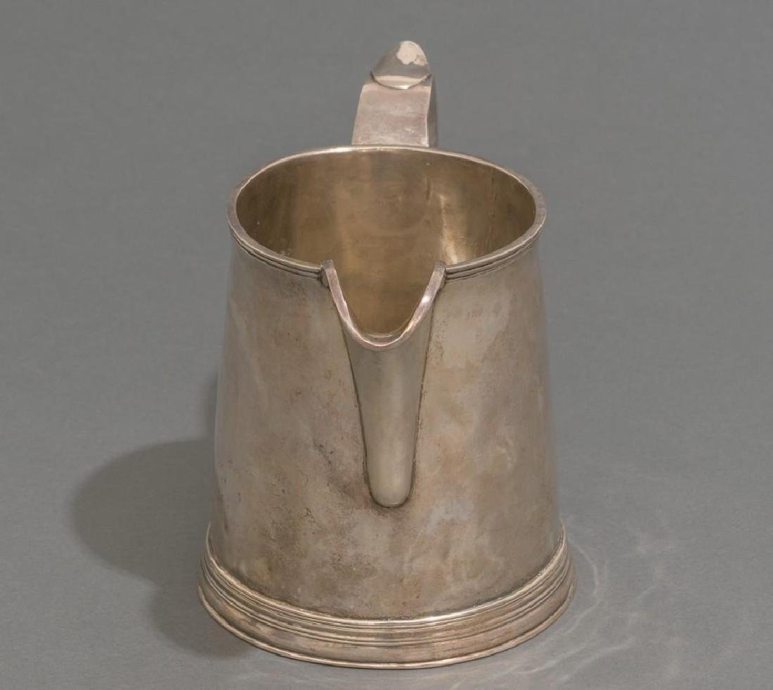 An Early American Tankard/Beer Pitcher ca 1760 - 3