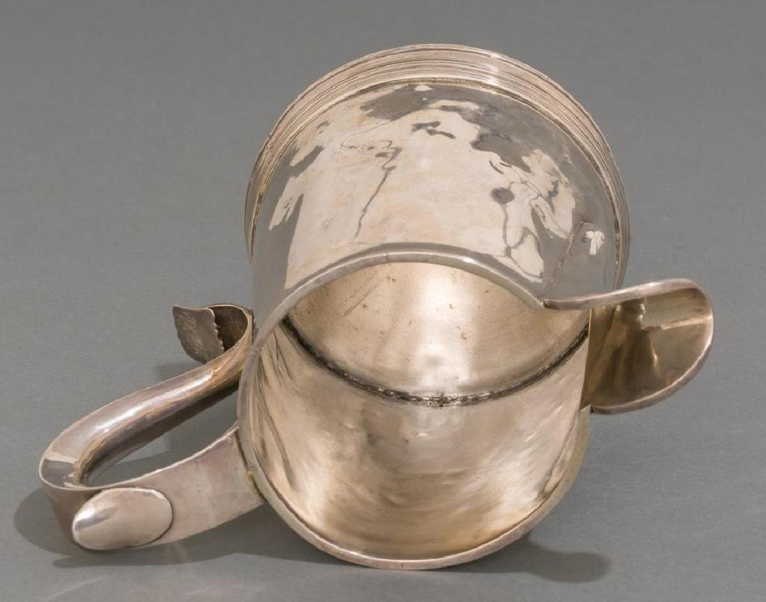 An Early American Tankard/Beer Pitcher ca 1760 - 7