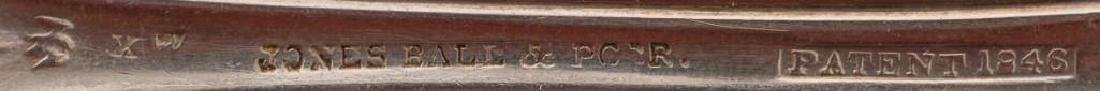 Collection of Early American Sterling Silver Flatware - 5