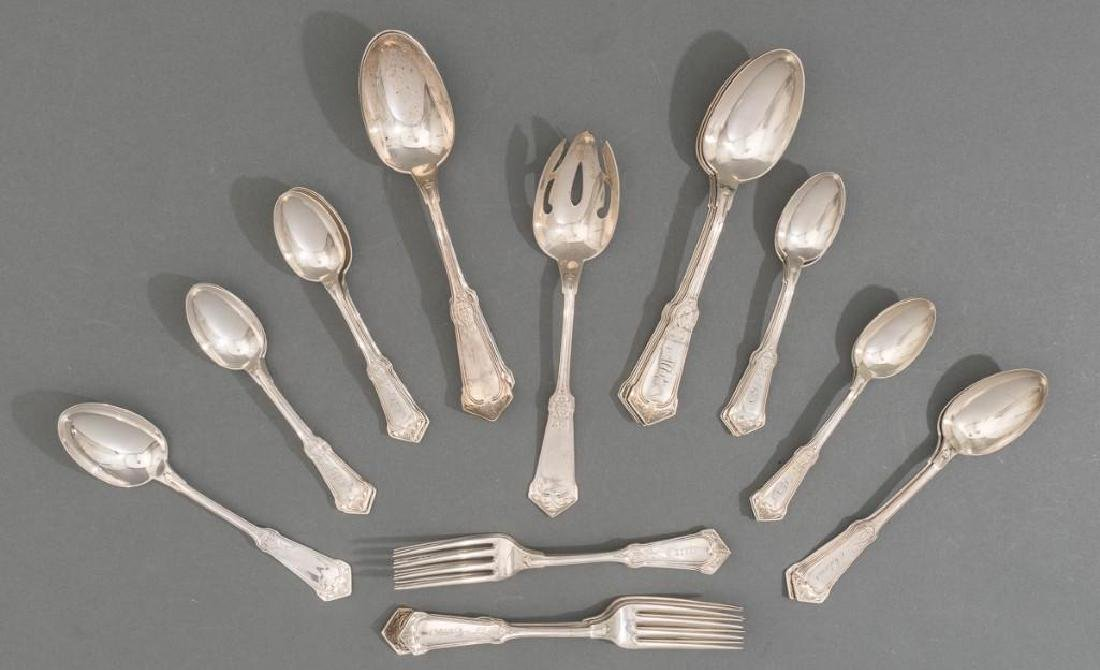 Early American Assorted Sterling Silver by Woods &
