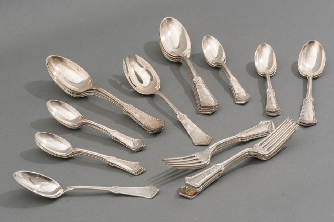 Early American Assorted Sterling Silver by Woods & - 2