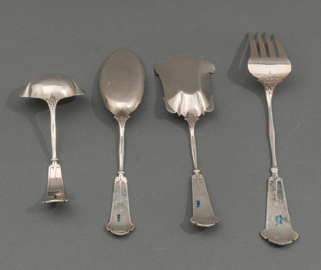 Arabesque by John Wendt Sterling Silver Serving Pieces - 3
