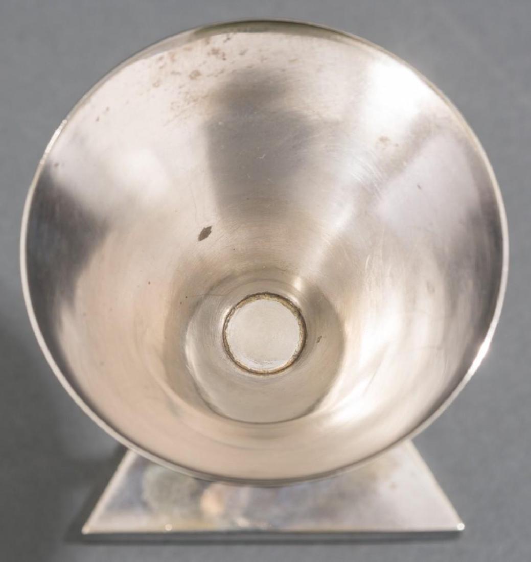 Elsa Tennhardt Rare Set of 6 Cocktail Cups - 6