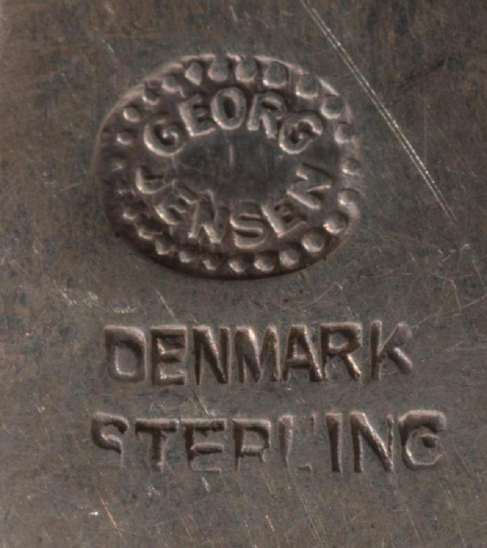 (12) Art & Crafts - Modernist Sterling Flatware Pieces - 3