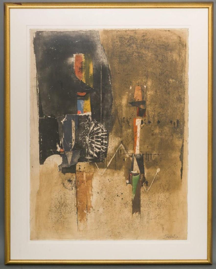 Johnny Friedlaender (German/French 1912-1992),