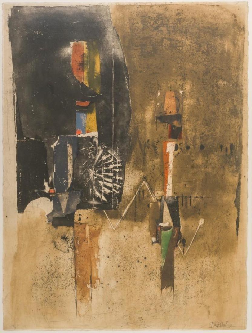 Johnny Friedlaender (German/French 1912-1992), - 2