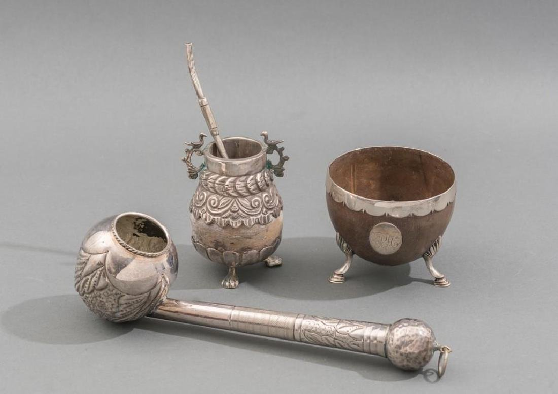 Early Latin American Silver Collection