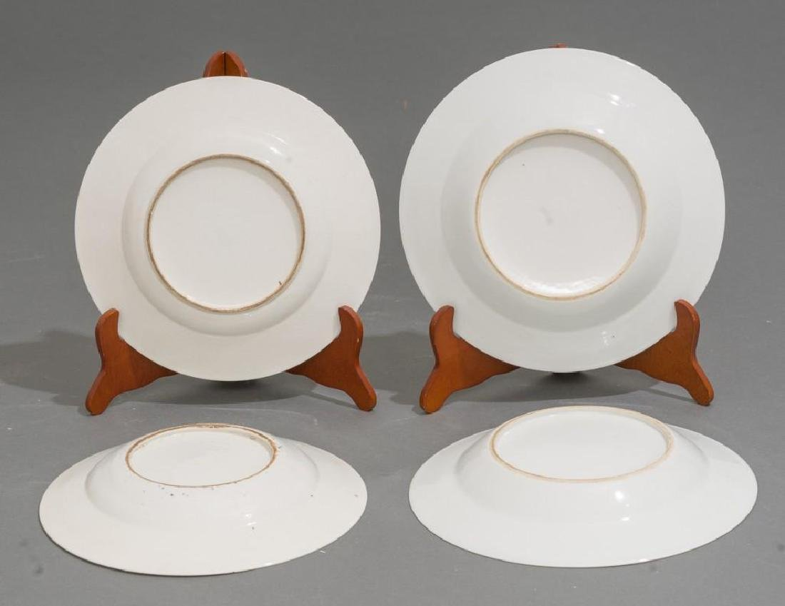 (4) Chinese Export Armorial Porcelain - 4