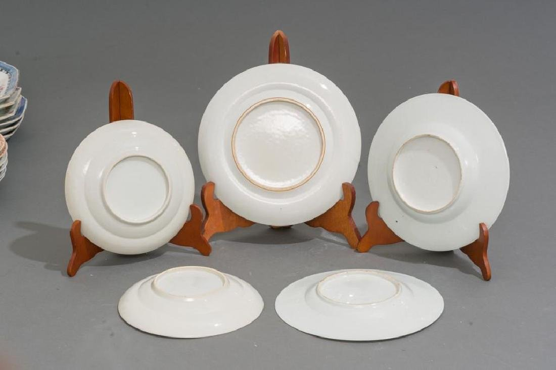 (5) Chinese Export Armorial Porcelain - 5