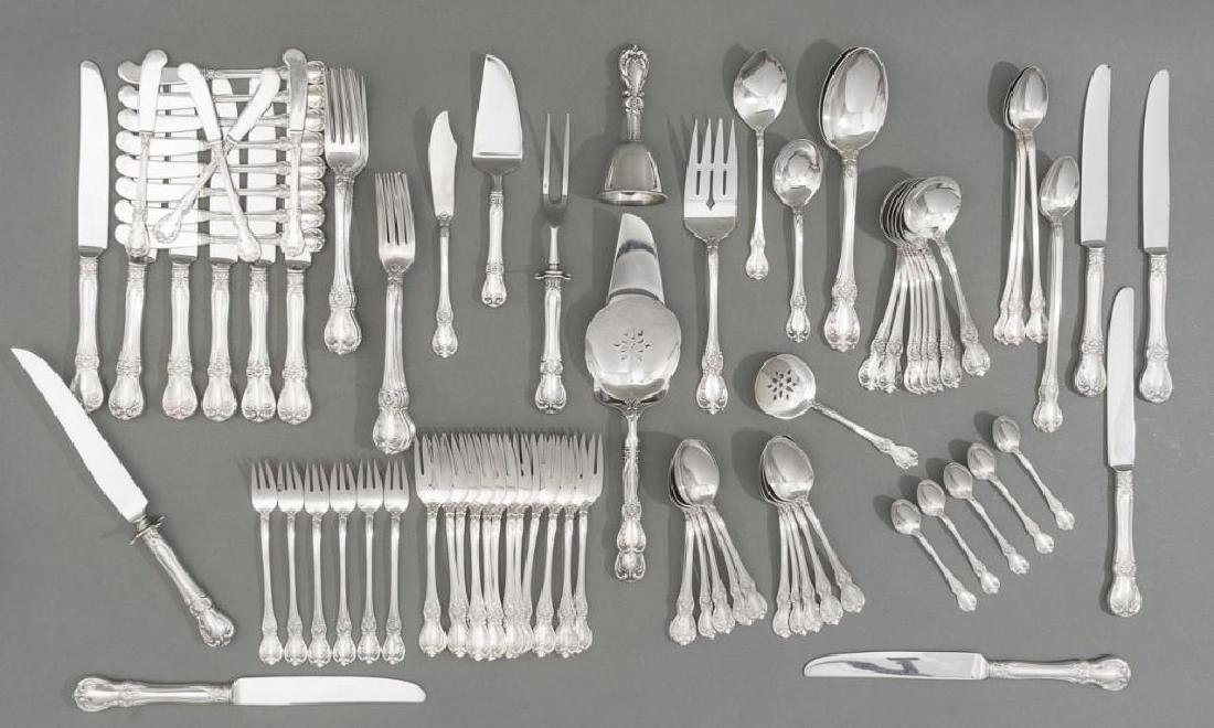 Old Master by Towle Sterling98 Piece Flatware Set