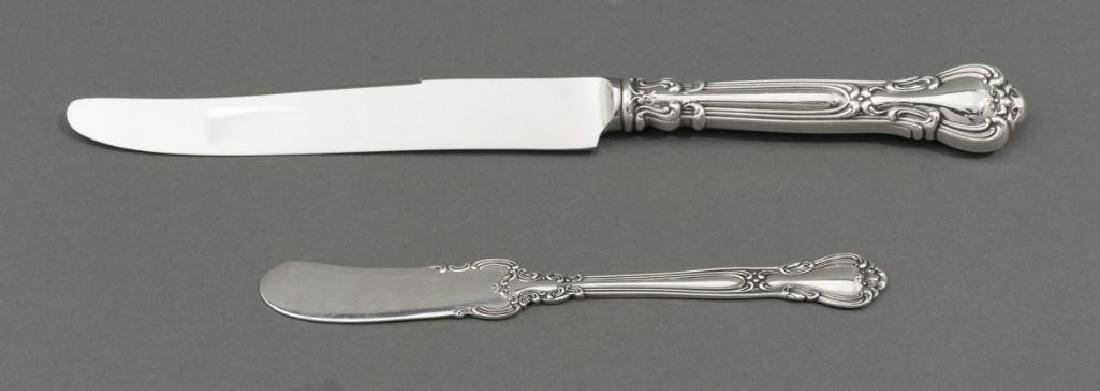 'Chantilly' by Gorham Sterling Silver 79 Piece Flatware - 6