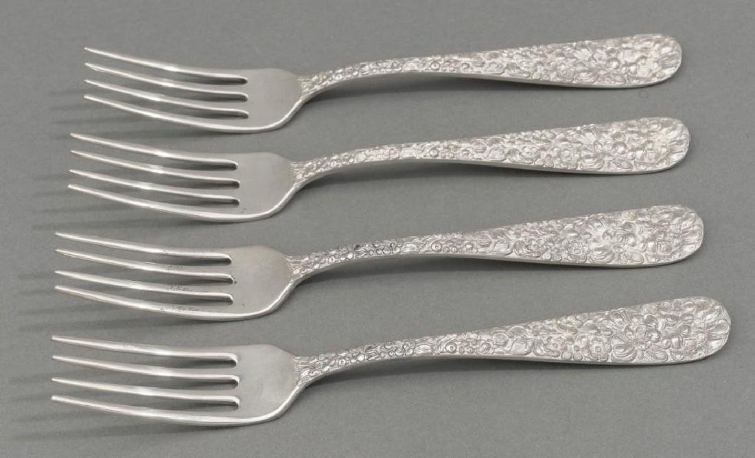 Assorted Collection of Sterling Silver Serving Pieces - 2