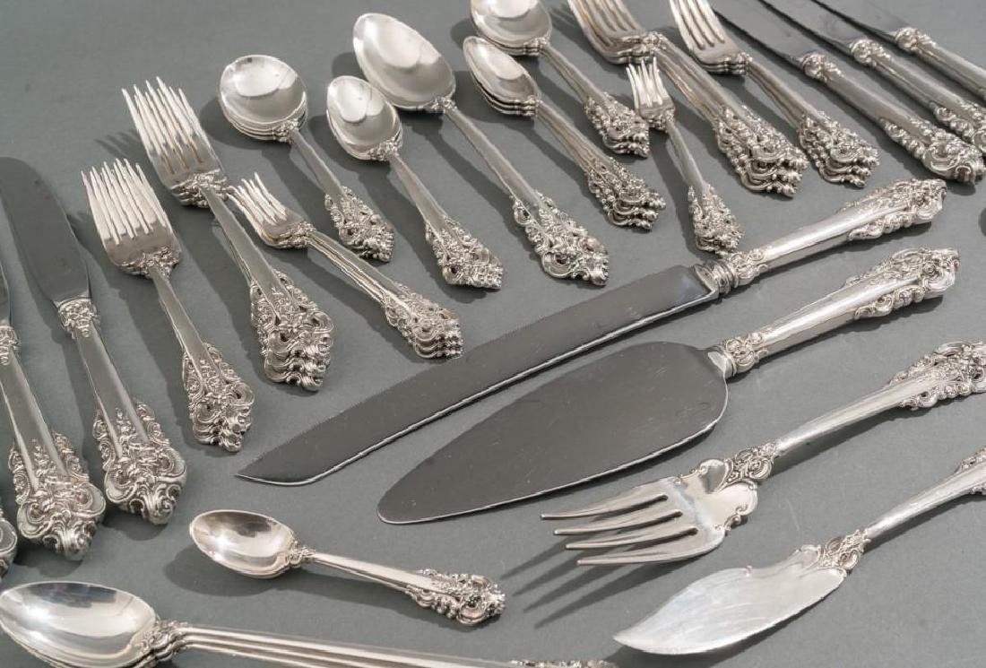 Grande Baroque by Wallace 59 Piece Sterling Silver - 2