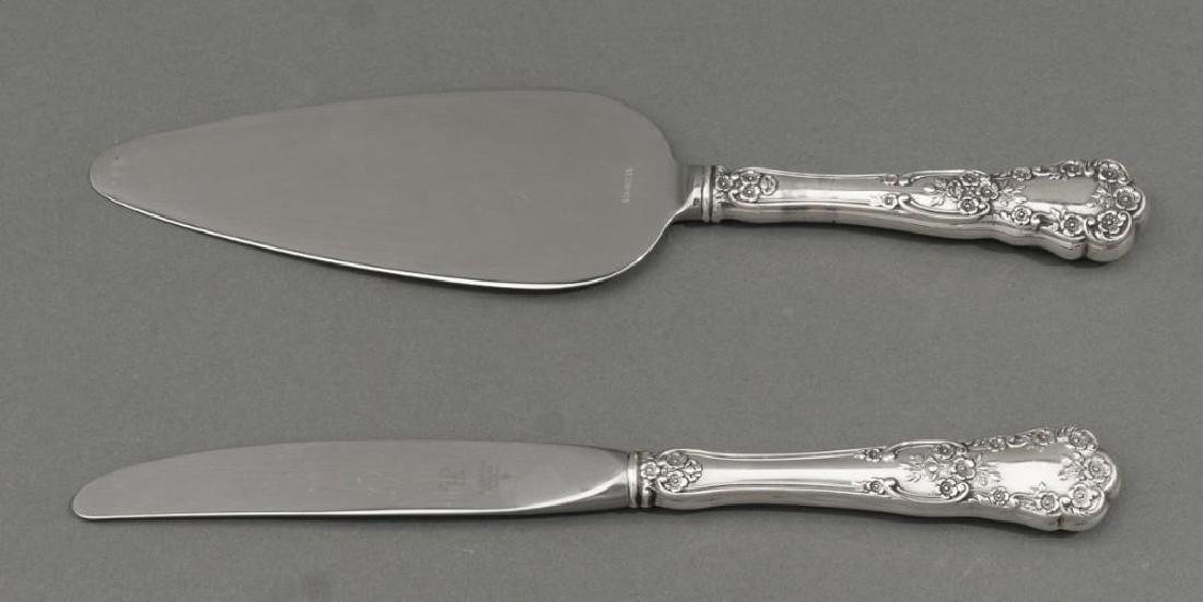 Buttercup by Gorham 39 Piece Sterling Flatware Set - 2