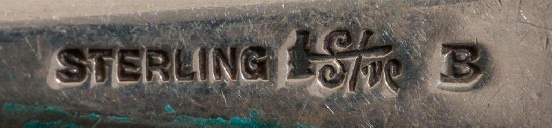 (31) Assorted Foreign & American Early Sterling Silver - 5