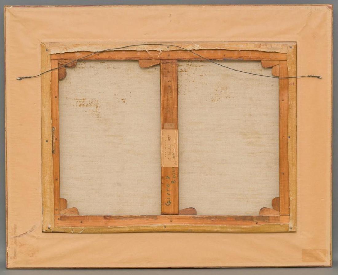 """Joseph Paul Mesle (French, 1855-1929), """"Givre et - 4"""
