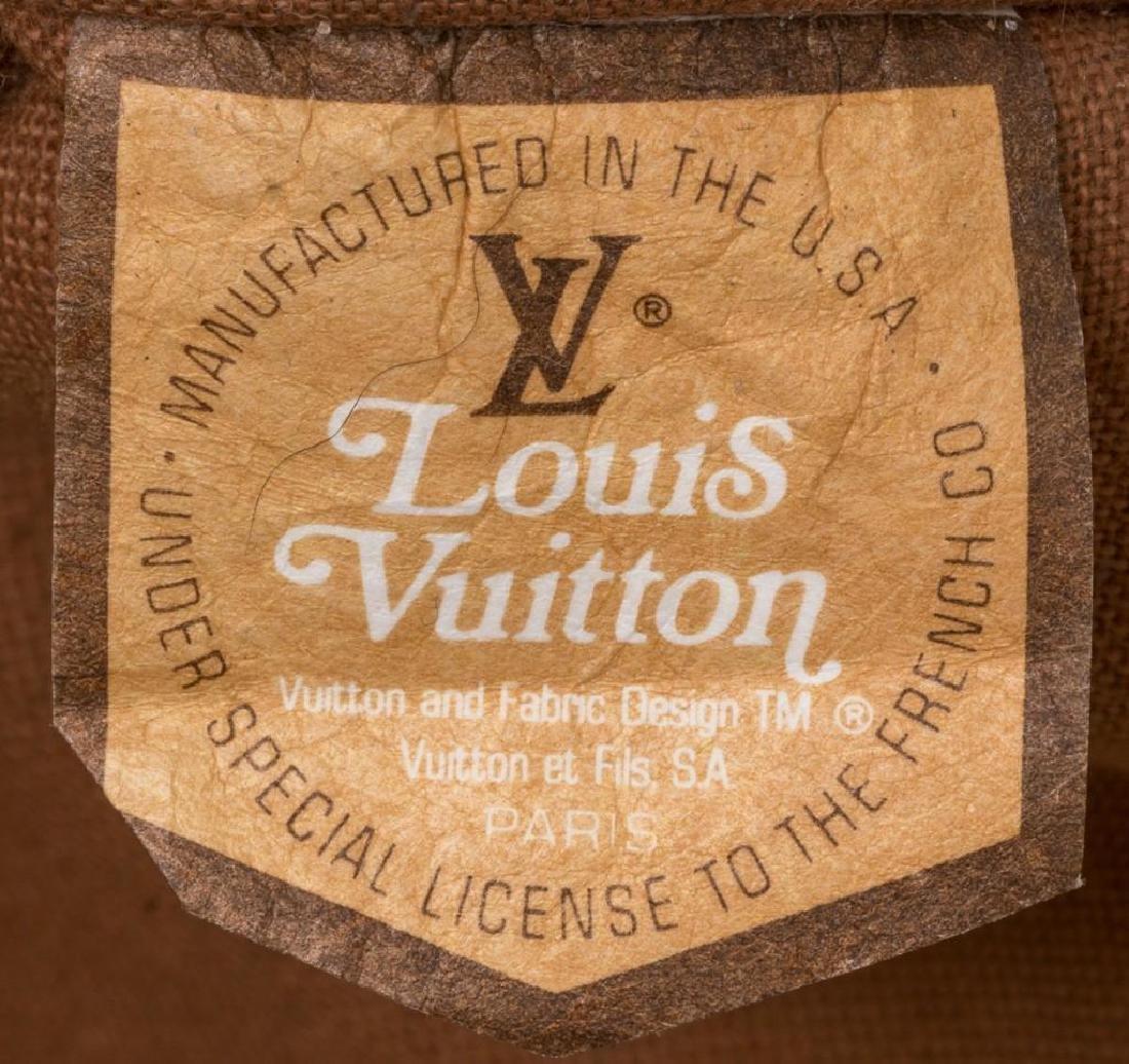 Two Vintage Louis Vuitton Monogram Garment Bags - 3