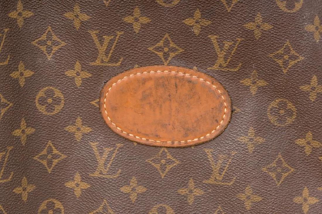 Two Vintage Louis Vuitton Monogram Garment Bags - 4