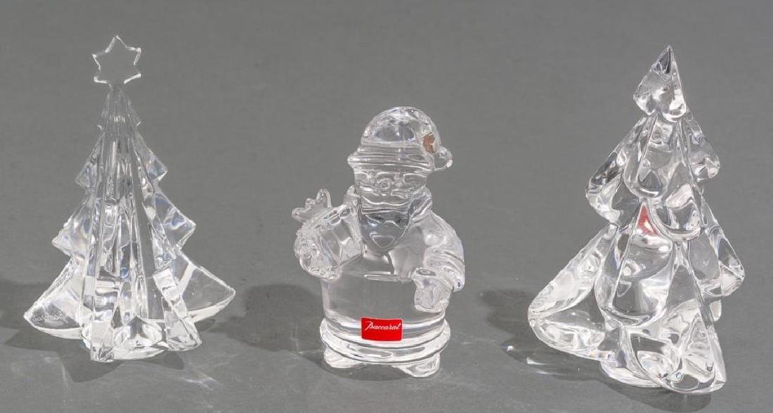 Collection of 14 Baccarat Crystal Figural Sculptures - 2