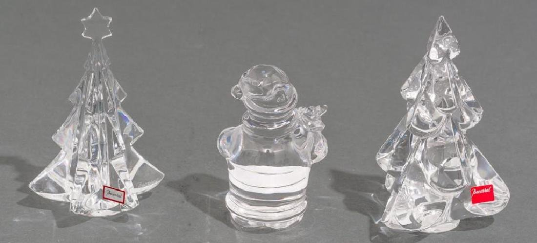 Collection of 14 Baccarat Crystal Figural Sculptures - 3