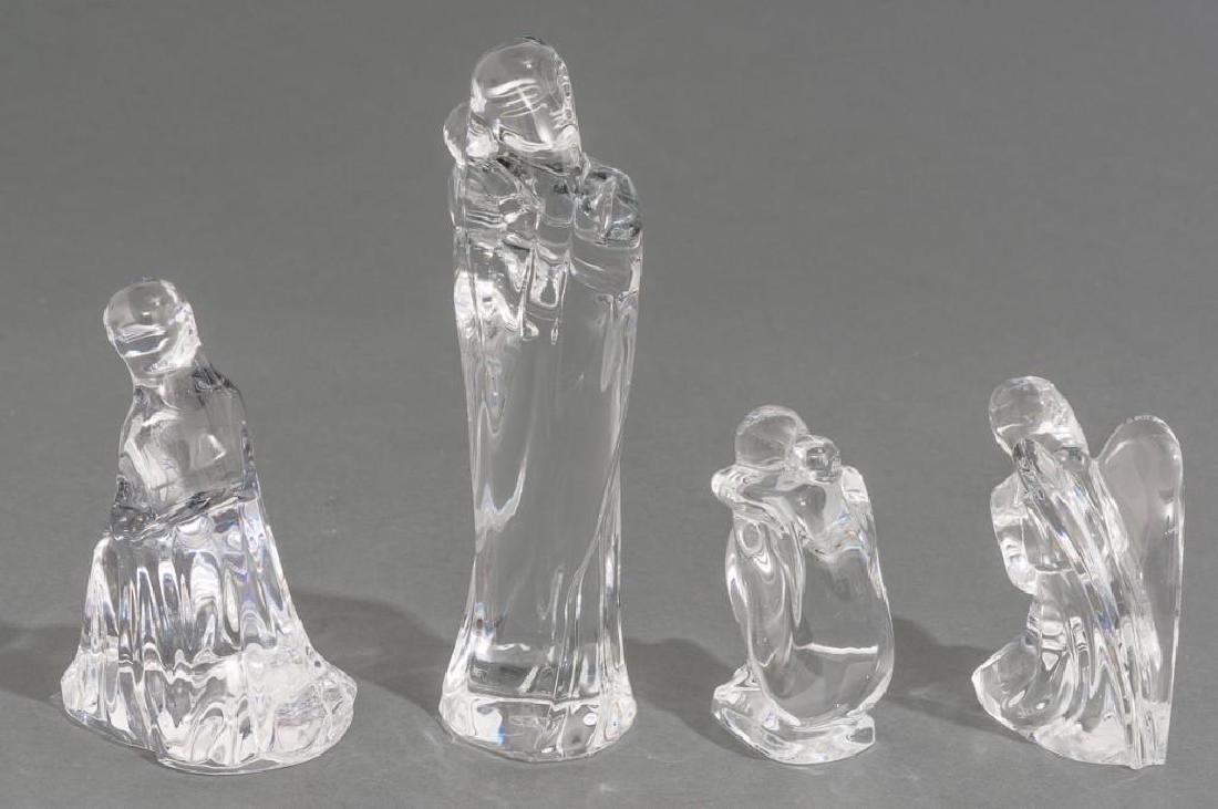 Collection of 14 Baccarat Crystal Figural Sculptures - 5