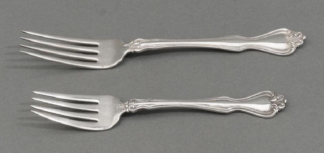 Assorted 57 Pieces of Sterling Silver Flatware - 4