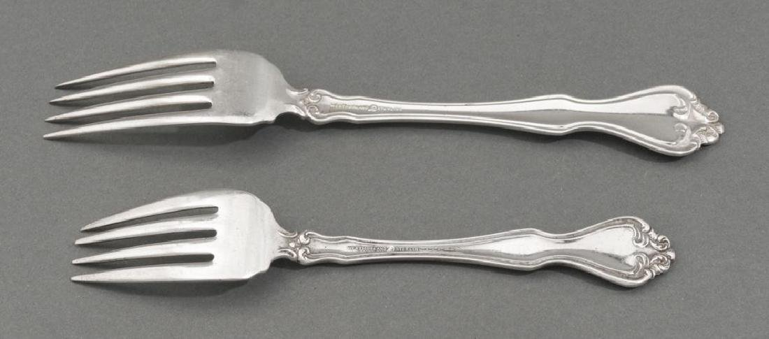Assorted 57 Pieces of Sterling Silver Flatware - 5
